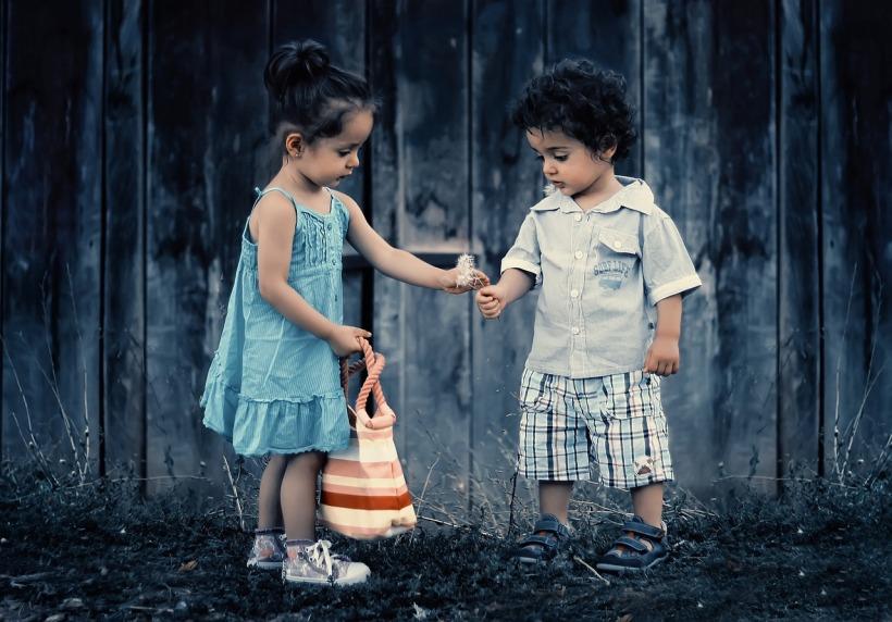 """""""I believe in the magic of kindess"""" - Dag 44 av 365"""