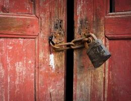 """""""Dag 67 av 365 - If it doesn´t open, it´s not your door"""""""